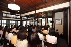 今田美奈子先生の講座